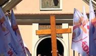 Znaki ŚDM w naszej świątyni