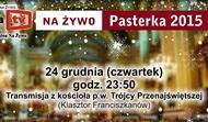 Pasterka 2015 (Twoja.TV)