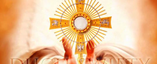 Msza święta z modlitwą o uzdrowienie w najbliższą środę 21.10.2020 jest odwołana